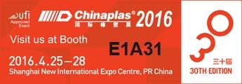 Servitec at Chinaplas 2016