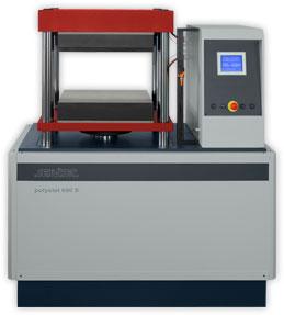 Laborpresse Polystat 500 S