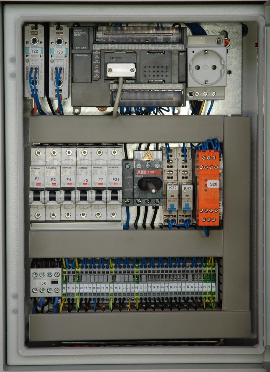 P200T Elektrik