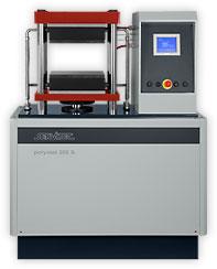 Laborpresse Polystat 300 S