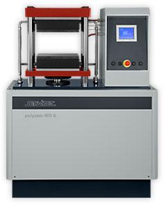 Laborpresse Polystat 400 S