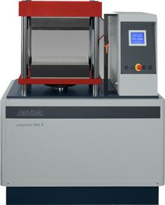 Labor-Tischpresse Polystat 500 S