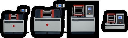 Hochpräzise Laborwalzwerke und Laborpressen – für Kunststoffe und Gummi
